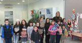 Más de una treintena de lumbrerenses participaron en el concurso de cuentos ´Érase una vez la Navidad´