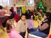 Los niños que asisten a la eduteca de ingl�s Tallin Space disfrutaron de talleres y actividades en su fiesta de navidad
