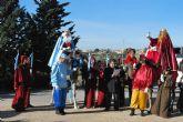 La pedan�a totanera de el Paret�n viaja en el tiempo al antiguo oriente con la representaci�n del Auto de los Reyes Magos