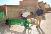 El descenso del paro en Alguazas, muy superior a la media tanto regional como nacional