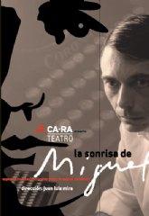 'La Sonrisa de Miguel' llega esta tarde al Salón de Actos del Ayuntamiento de Santomera