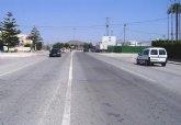 Obras Públicas adjudica las obras en la carretera RM-414 entre Santomera y Abanilla