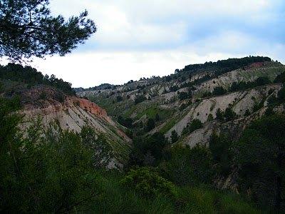 El domingo 16 excursion por la Sierra de Carrascoy - 1, Foto 1