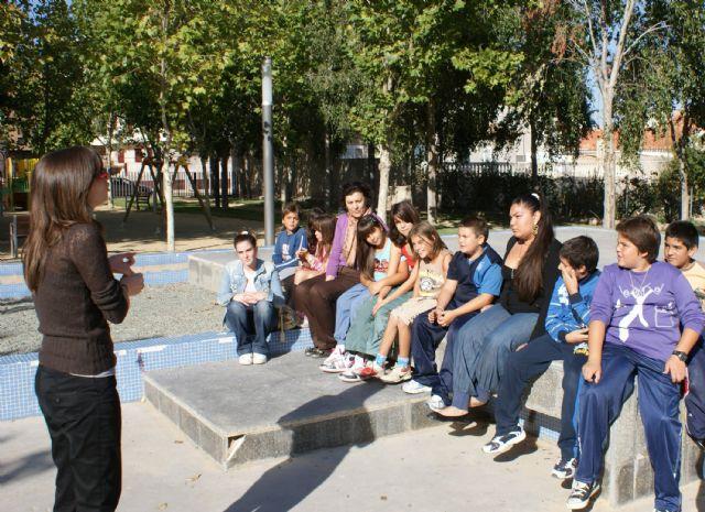 Más de 300 escolares de Puerto Lumbreras participan en el proyecto europeo ´+ Respect´ contra la discriminación étnica - 1, Foto 1