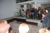 Las visitas teatralizadas por el grupo de teatro Sinf�n se programan para el tercer domingo de cada mes