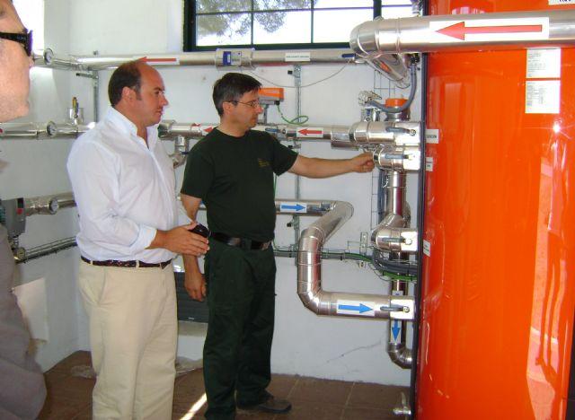 Puerto Lumbreras será uno de los primeros municipios de la Región de Murcia que pondrá en funcionamiento una planta de biogás - 1, Foto 1