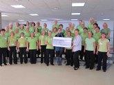 Las Spangles donan su recaudación de Navidad al grupo de apoyo contra el cáncer MABS