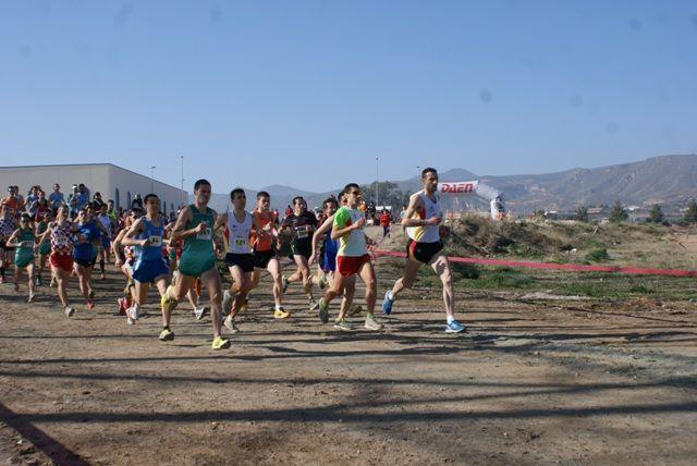 Más 800 atletas de la Región de Murcia se han dado cita en la XXV Liga de Cross disputada en Puerto Lumbreras - 1, Foto 1