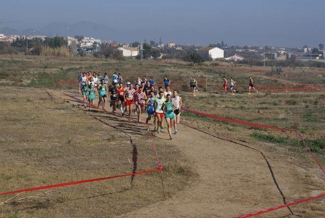 Más 800 atletas de la Región de Murcia se han dado cita en la XXV Liga de Cross disputada en Puerto Lumbreras - 3, Foto 3