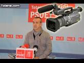 Rueda de prensa. PSOE Totana. 19/01/2011