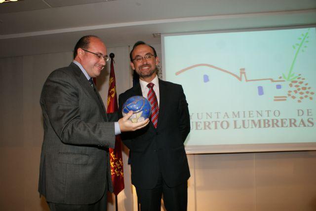 Puerto Lumbreras fue galardonado como ´Municipio Sostenible´ en los Premios de la Energía Región de Murcia - 1, Foto 1