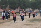 Cerca de 500 alumnos disfrutaron en el Cross Escolar de Las Torres de Cotillas