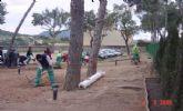 Los alumnos de la Escuela Taller El Albergue practican en empresas