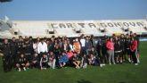 Alumnos de las aulas ocupacionales de los Institutos Mediterráneo y Santa Lucía participan en el programa ADE