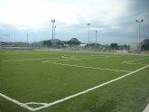 Listo el Centro Deportivo Educativo