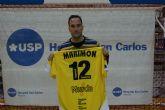 Marimón: 'Vuelvo de la mejor manera posible a Honor con ElPozo Murcia, y espero mantenerme en la categoría'