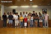 El ayuntamiento de Totana convoca las becas para los deportistas destacados del municipio del año 2010