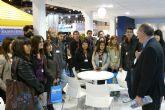 La Escuela de Turismo de la Universidad de Murcia mostró en FITUR su oferta académica