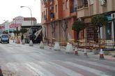 Comienza la segunda fase de la mejora del eje comercial de la avenida Juan Carlos I torreña
