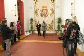 Alumnos noruegos comparten lengua, culturas y prácticas de Estética en Cartagena