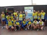 El Club Atletismo Totana corre por las enfermedades raras
