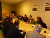 La Asociación de Empresarios Cabezo Beaza destaca los esfuerzos del PP por mantener la seguridad y el tráfico en el polígono