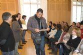 Desempleados del ADLE Barrios reciben sus diplomas