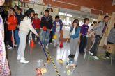 Cerca de 100 alumnos del IES Villa de Alguazas participan en actividades de ocio y tiempo libre