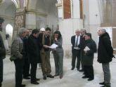 Los vecinos de Alquerías 'estrenarán' iglesia después del verano