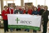 El grupo de patchwork dona la recaudación de sus trabajos a la AECC