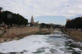 Denuncian un nuevo vertido al río Segura