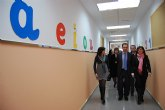 La Comunidad amplía el Centro de Atención a la Infancia de Fuente Álamo con 66 nuevas plazas