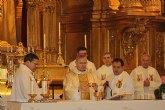 La Universidad de Murcia celebra la fiesta de Santo Tomás de Aquino con una Misa presidida por Mons. Lorca Planes