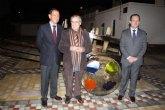 El Alcalde inaugura en Lobosillo la primera calle de Murcia que lleva el nombre de Manolo Escobar