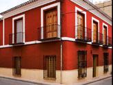 Obras Públicas financia la rehabilitación de dos edificios del patrimonio arquitectónico regional en el casco antiguo de Totana