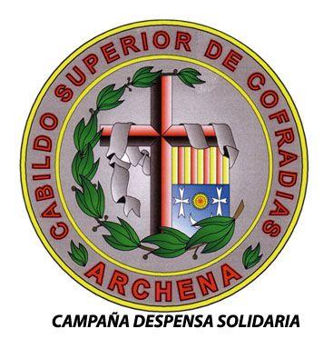 La II Despensa Solidaria organizada por el Cabildo Superior de Cofradías de Archena recoge 4.300 kilos de alimentos para los más necesitados - 1, Foto 1