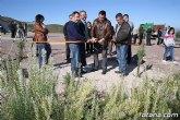 Inauguración barbacoas en la Ermina de la Araña