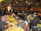 Un total de 118 participantes tomaron parte en la ´Copa Federación´ de ajedrez celebrada en Jumilla