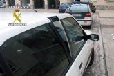 La Guardia Civil detiene a cuatro jóvenes, tres de ellos menores, dedicados a cometer robos con fuerza en vehículos