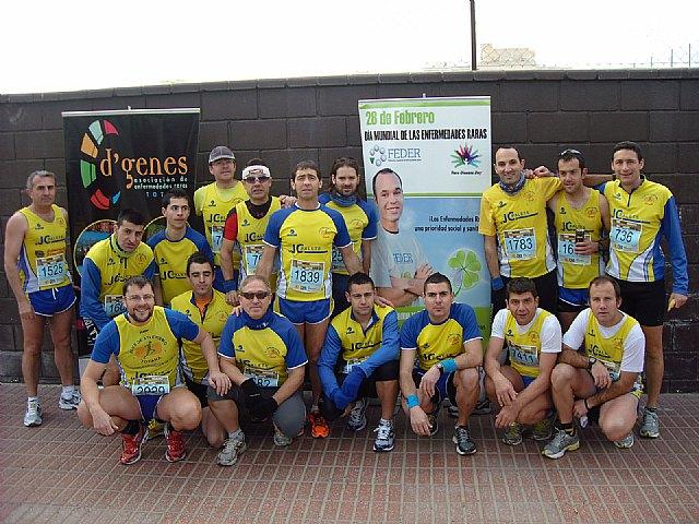 FEDER Murcia da el pistoletazo de salida a las actividades por el Día Mundial de las Enfermedades Raras, Foto 1