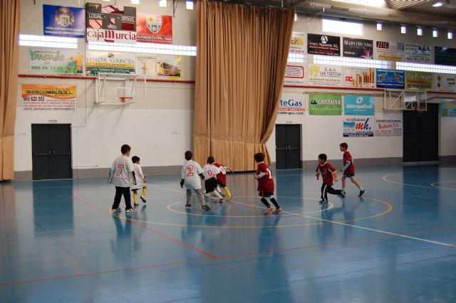 Comienza la liga interna de las Escuelas Deportivas Municipales de fútbol sala 2011, en Alguazas - 1, Foto 1