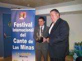 Ferran Adriá, Alejandro Sanz, Carlos Herrera y Pedro Cano, Póker de Ases Cultural en el Cante de las Minas 2011