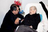 La persona de más edad del municipio tiene 101 años