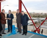 Archena amplía su proceso de depuración de aguas con un tratamiento terciario