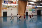 Comienza la liga interna de las Escuelas Deportivas Municipales de fútbol sala 2011, en Alguazas