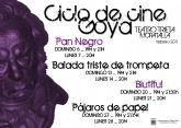 La Concejalía de Cultura del Ayuntamiento de Moratalla presenta el II Ciclo De Cine 'Premios Goya'
