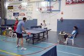 El tenis de mesa centrará la agenda deportiva de este fin de semana