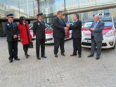 La policía local de La Unión estrena un nuevo vehículo patrulla