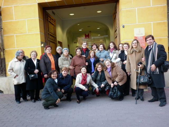 Cerca de sesenta alguaceños participan en visitas culturales a museos - 1, Foto 1