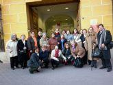 Cerca de sesenta alguaceños participan en visitas culturales a museos